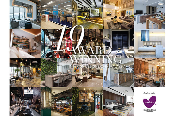 Award Winning 19 Interior Designers In Malaysia Designspeak Asia