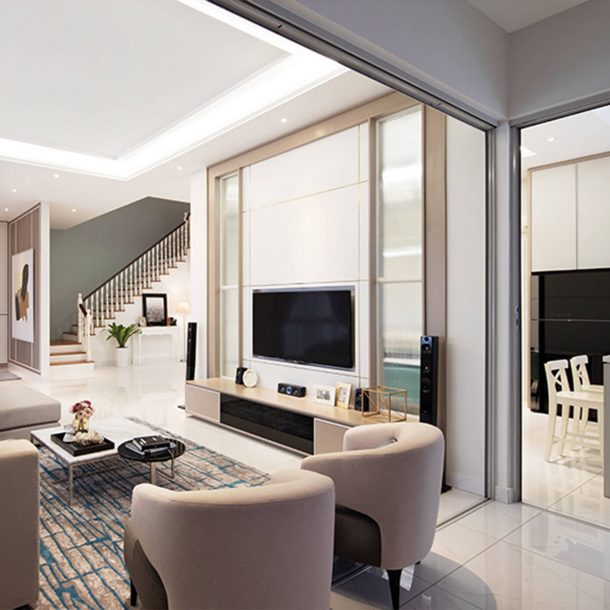 Interiors Residential Classically Captivating