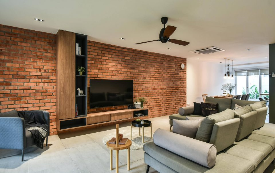 Interior Residential Compatible Contrasts