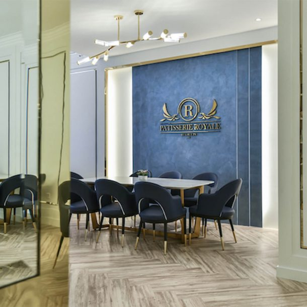 Interior Commercial Savourly Fine With Royale